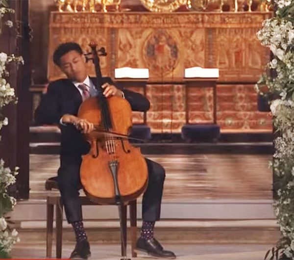 Sheku Kanneh-Mason and the Royal Wedding
